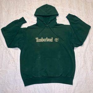 Timberland Hoodie 90's Vintage Weathergear Large